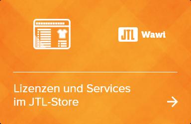 Lizenzen und Services im JTL-Store erwerben