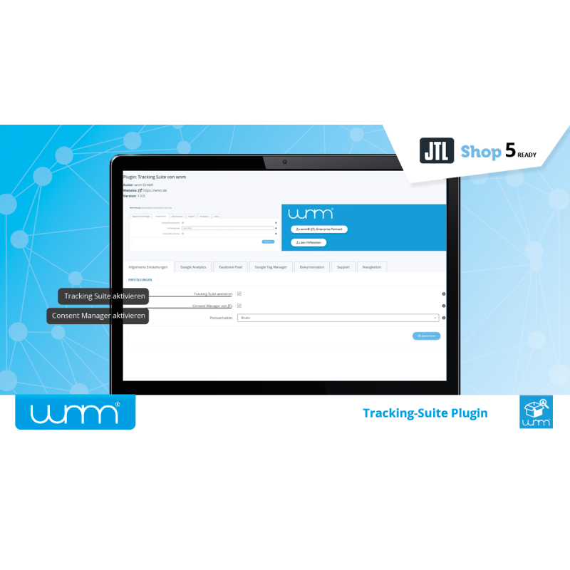 Tracking Suite by wnm®