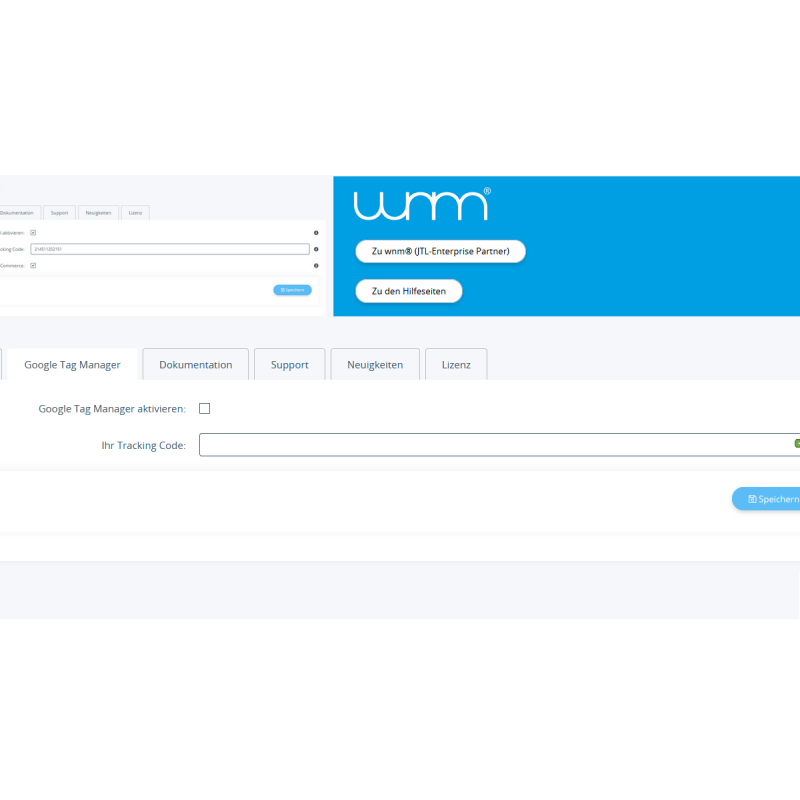 Google Tag Manager by wnm®