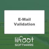 LilFOOT Email Validation