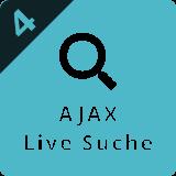 Live Ajax Suche für JTL Shop 4 by NETZdinge.de