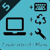 Zusatzartikel / Pfand für JTL Shop 5 by NETZdinge.de