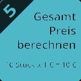 Gesamtpreis berechnen Plugin  by NETZdinge.de