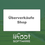 LilFOOT Überverkäufe Shop