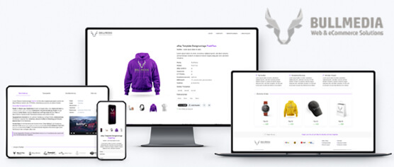 FRESH TWO - JTL eazyAuction Designvorlage / Template, modern & responsive