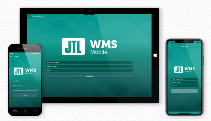 JTL-WMS Mobile (App)