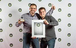 Gastro24 Shop Usability Award 2014
