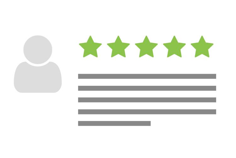Kundenbewertungen automatisiert abgeben
