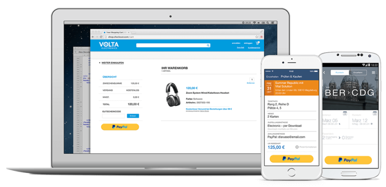 Express PayPal Technologiepartner JTL