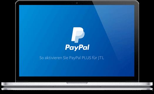 JTL Technologiepartner PayPal Plugin Bild