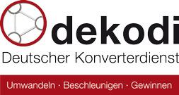 JTL Technologiepartner Dekodi Logo