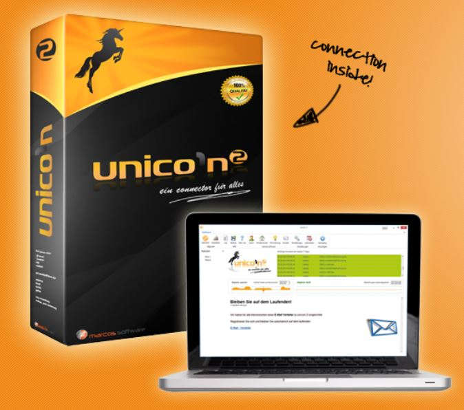 Packshot Marcos Software JTL Technologiepartner