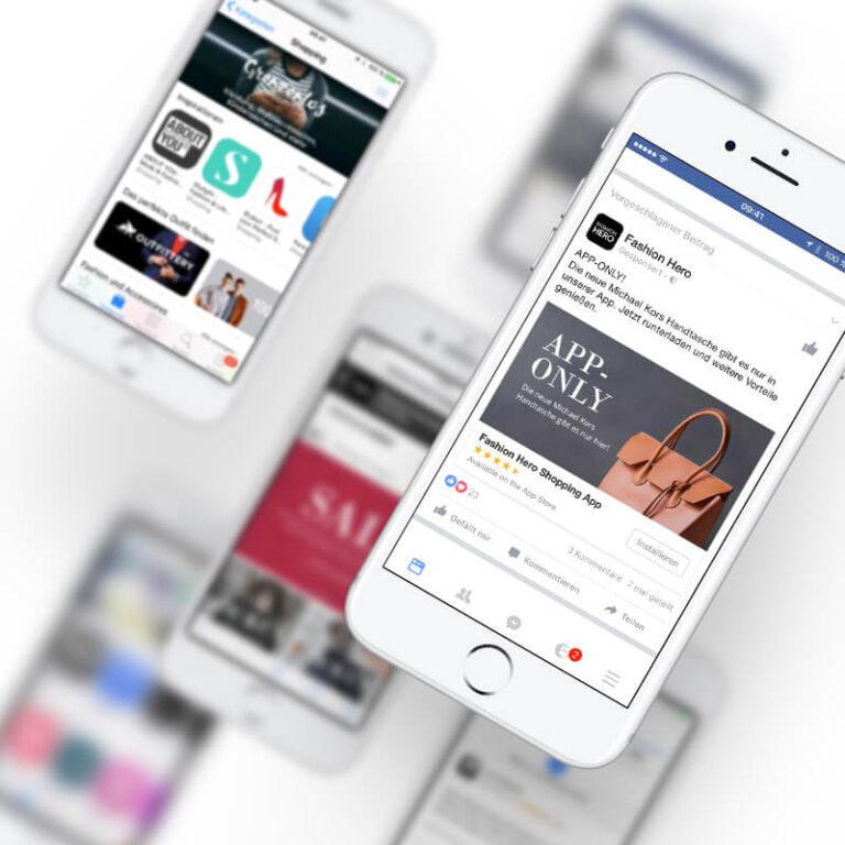 JTL Technologiepartner Shopgate App Marketing