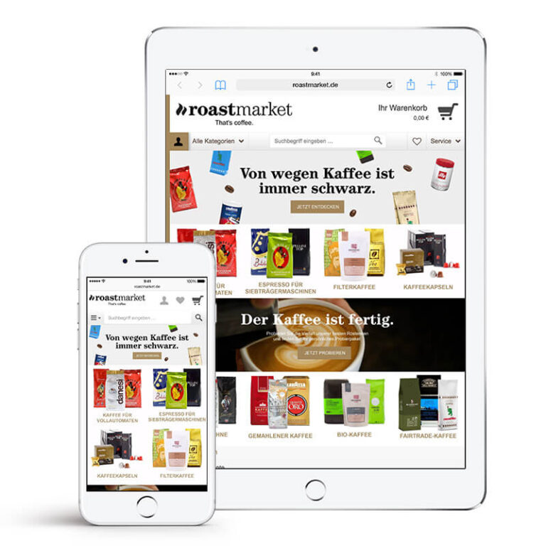 JTL Technologiepartner Shopgate MobileWebsite