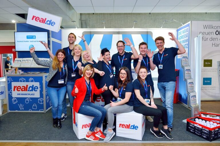 real,- e-Commerce Day 2017 in Köln