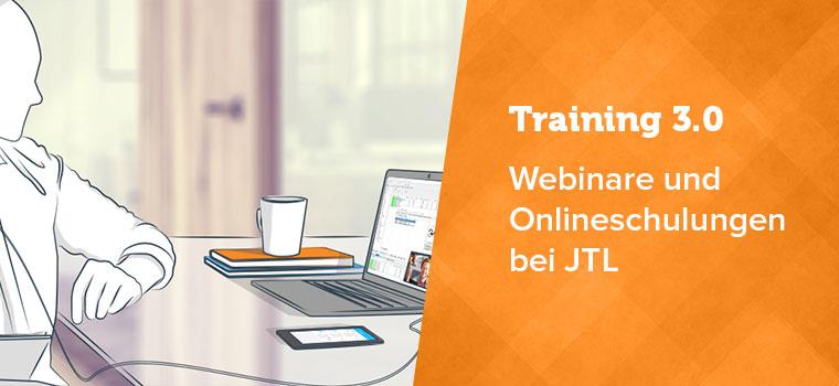 JTL-Webinare Onlineschulungen